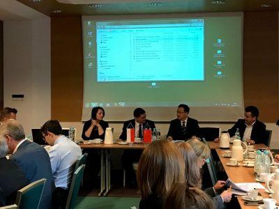 Inspekcja władz chińskich w Polsce w zakresie produktów mlecznych na cele paszowe oraz jaj wylęgowych i piskląt jednodniowych