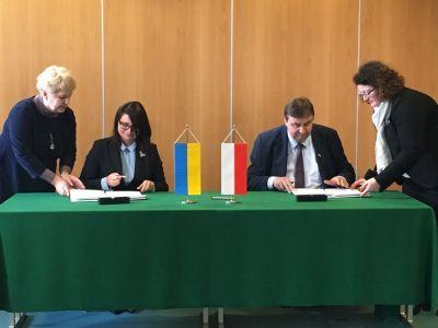 V posiedzenie polsko-ukraińskiej grupy roboczej w dziedzinie rolnictwa