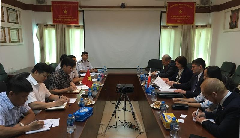 Wizyta pana Pawła Niemczuka, Głównego Lekarza Weterynarii, w Wietnamie