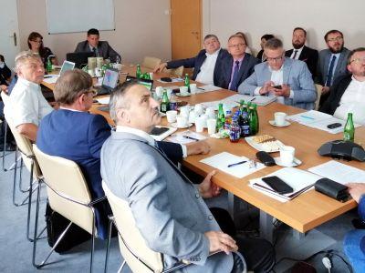 Posiedzenie Rady Sanitarno - Epizootycznej