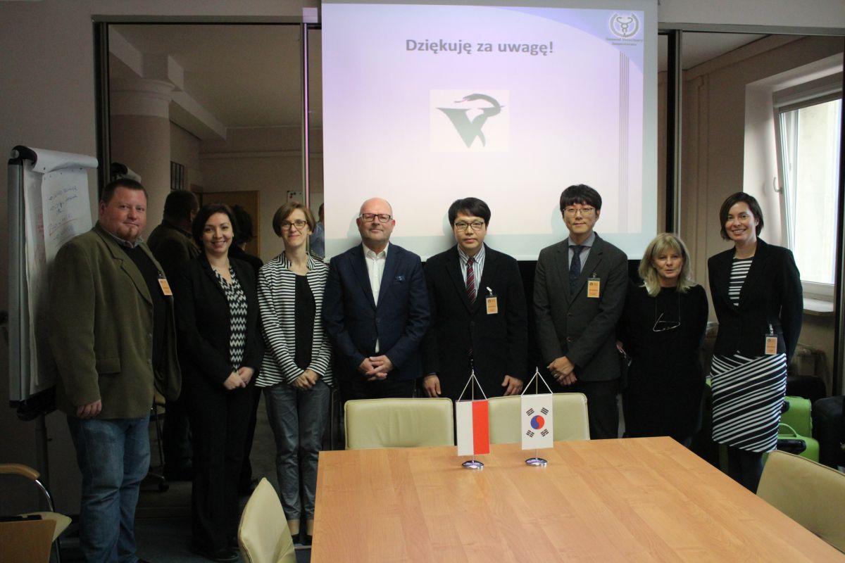 Wizyta inspektorów Republiki Korei w sektorze mleczarskim