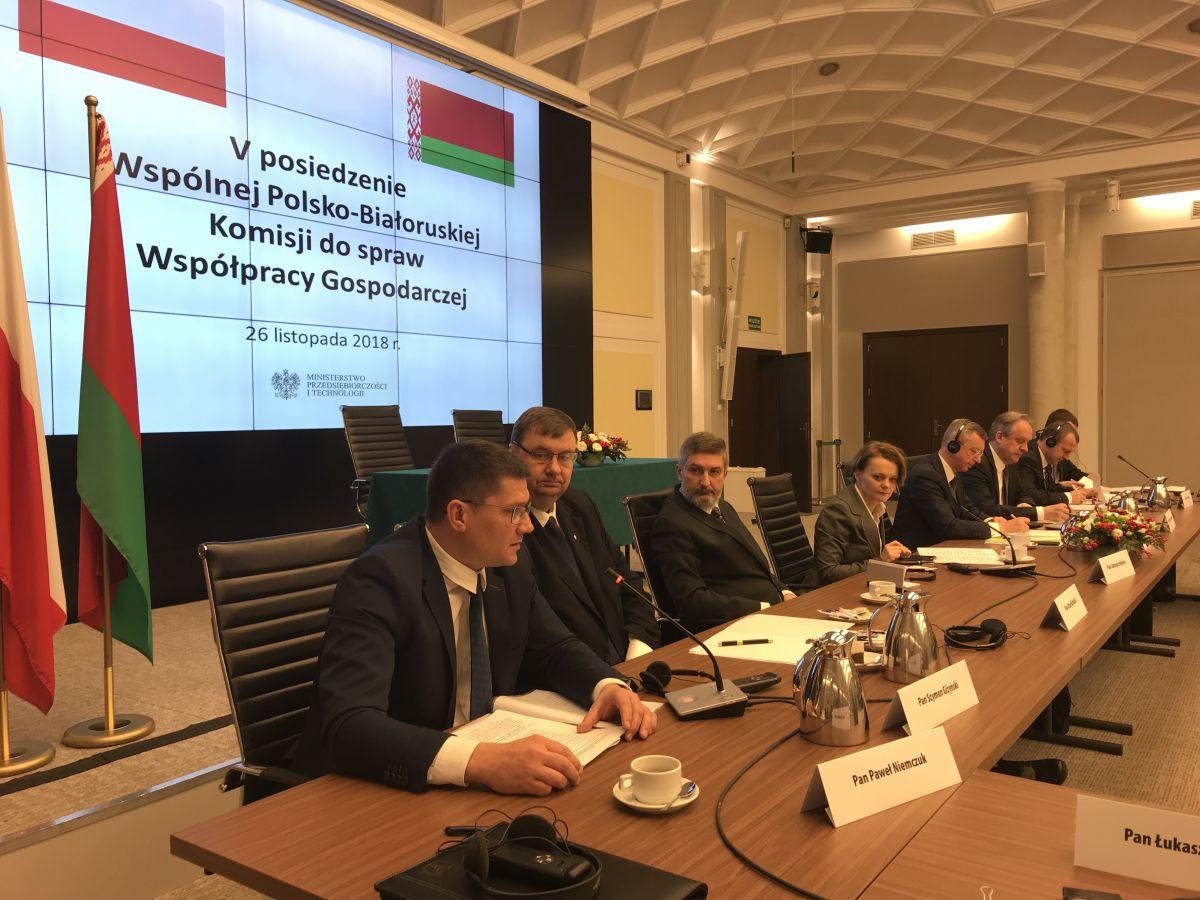Udział Głównego Lekarza Weterynarii w rozmowach polsko-białoruskich dotyczących kwestii weterynaryjnych