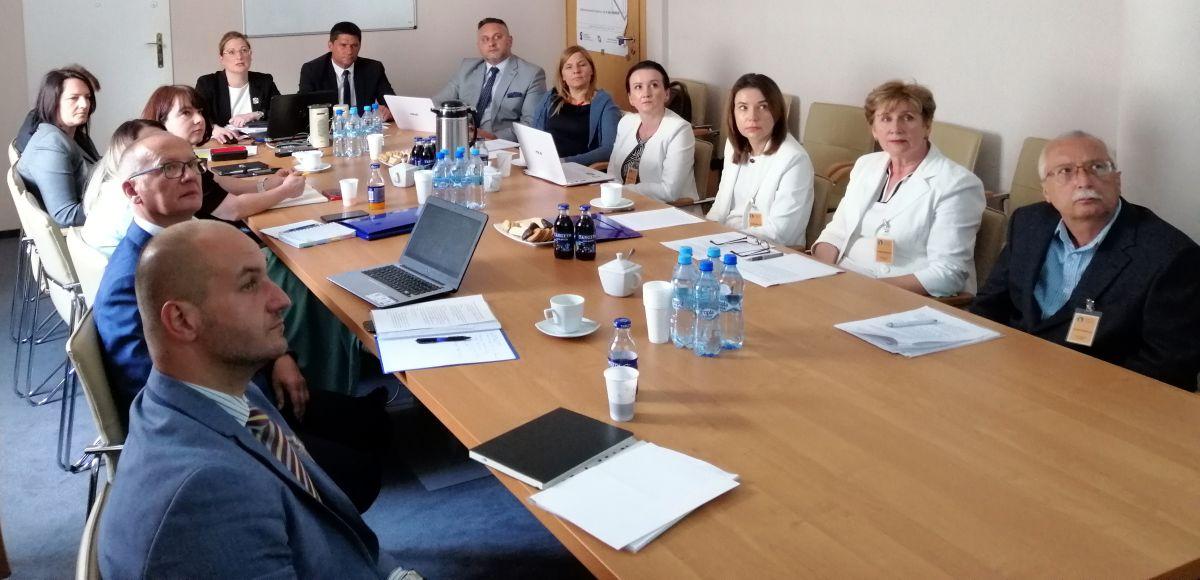 Posiedzenie Rady ds. Laboratoriów
