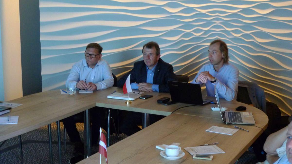 Doroczne spotkanie Głównych Lekarzy Weterynarii Litwy, Łotwy, Estonii oraz Polski