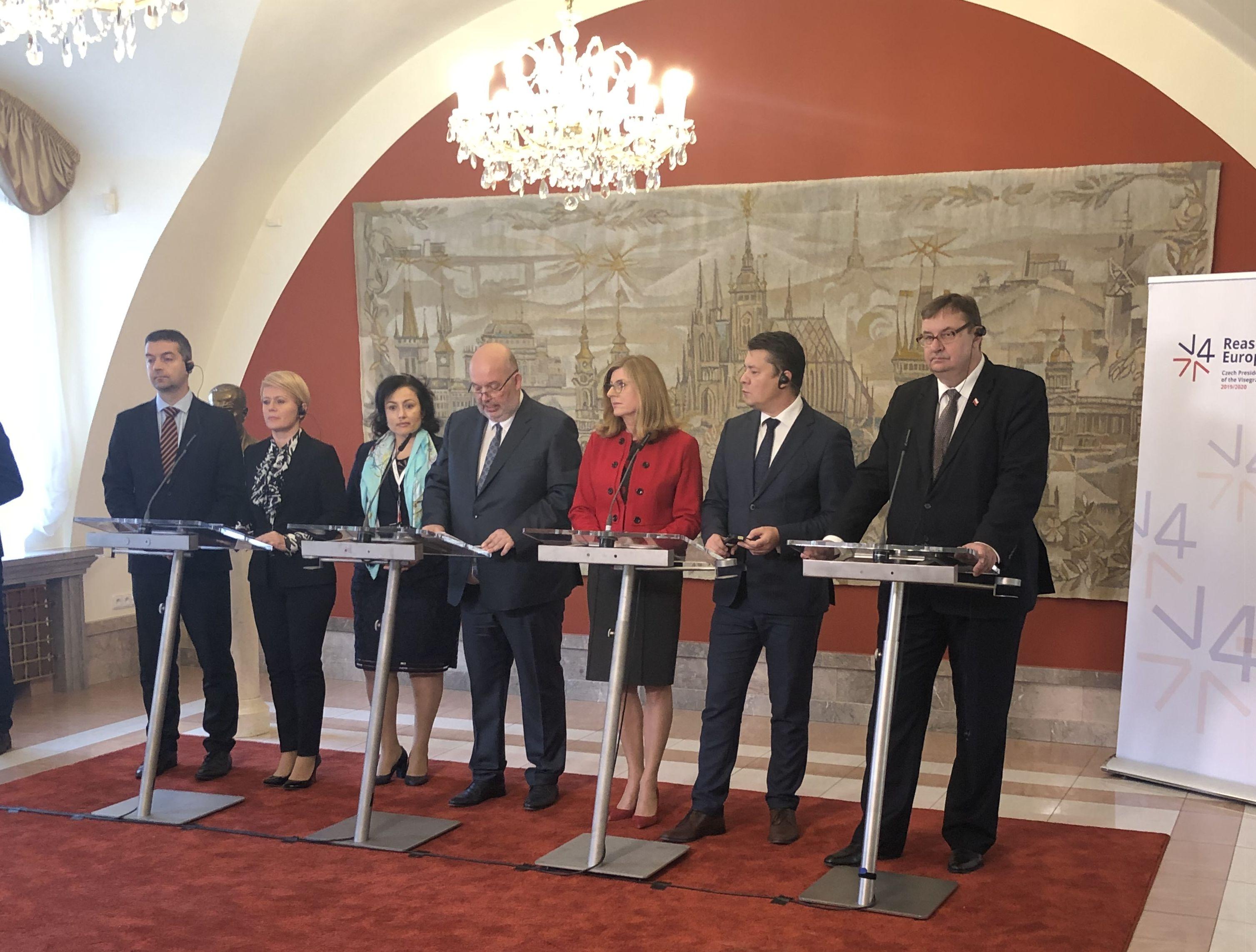 Spotkanie Ministrów Rolnictwa państw Grupy Wyszehradzkiej