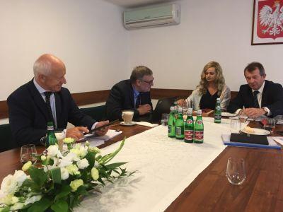 Spotkanie Głównych Lekarzy Weterynarii Polski, Czech i Słowacji