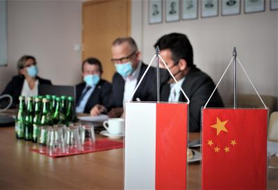 COVID-19 a współpraca Polska - Chiny