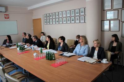 Finalizacja ustaleń eksportowych na teren Ukrainy