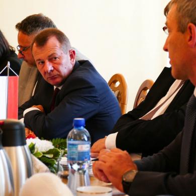 Spotkanie polsko-czeskiej grupy roboczej w sprawie ASF w Częstochowie