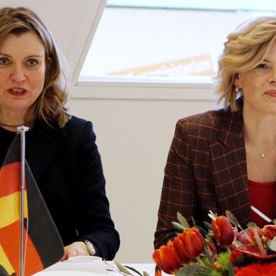 Spotkanie w Berlinie na temat polsko-niemieckiej współpracy w zakresie zwalczania ASF