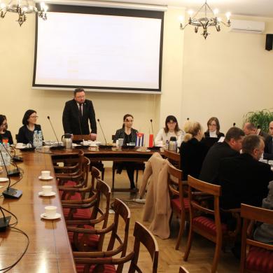 Spotkanie otwierające audyt kubański w Polsce