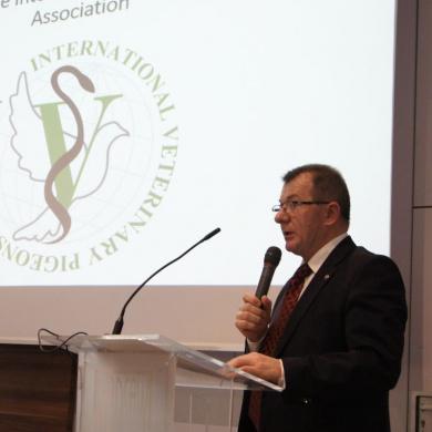 Pierwszy Światowy Kongres Międzynarodowego Stowarzyszenia Lekarzy Weterynarii Patologów Gołębi z patronatem honorowym Głównego Lekarza Weterynarii