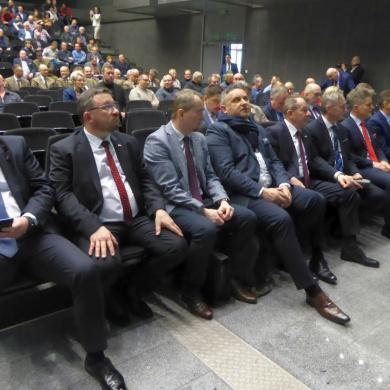 """Relacja z ogólnopolskiej konferencji """"ASF - Współczesne wyzwanie"""""""