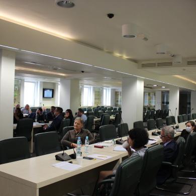 Spotkanie ze związkami branżowymi - sektor drobiarski