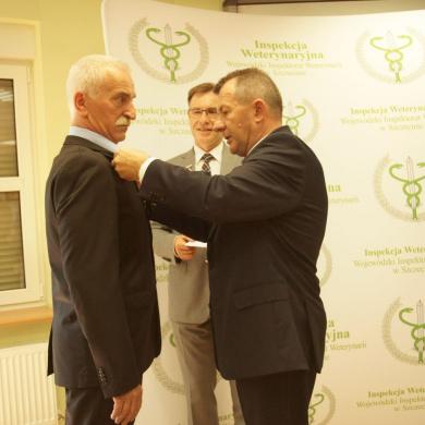 Główny Lekarz Weterynarii z wizytą w Szczecinie