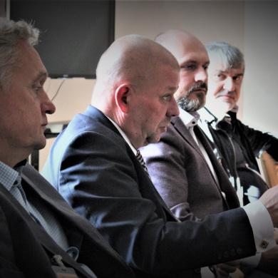 Spotkanie Krajowej Rady Lekarsko-Weterynaryjnej