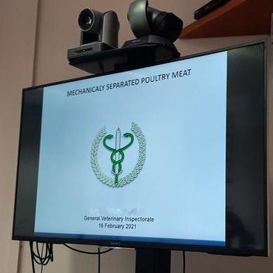 Wideokonferencja z filipińską służbą weterynaryjną (2)